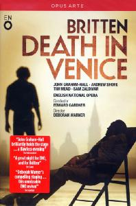 DEATH IN VENICE/ EDWARD GARDNER [브리튼: 베니스에서의 죽음]