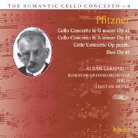 CELLO CONCERTOS/ ALBAN GERHARDT, SEBASTIAN WEIGLE [ROMANTIC CELLO CONCERTO 4]