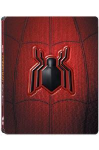 스파이더맨: 홈커밍 3D+2D [마그넷 스틸북 한정판] [SPIDER-MAN: HOMECOMING]