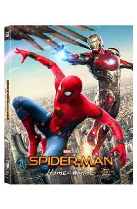 스파이더맨: 홈커밍 3D+2D [풀슬립 스틸북 한정판] [SPIDER-MAN: HOMECOMING]