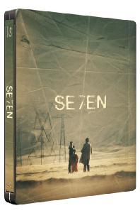 세븐 [스틸북 한정판] [SEVEN]