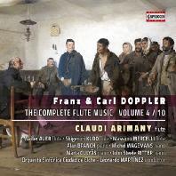 THE COMPLETE FLUTE MUSIC VOL.4 - 10/ CLAUDI ARIMANY [프란츠 & 칼 도플러: 플루트 음악 전곡 4집]