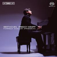 PIANO SONATAS/ FREDDY KEMPF [SACD HYBRID]
