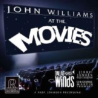 AT THE MOVIES/ DALLAS WINDS, JERRY JUNKIN [SACD HYBRID] [존 윌리엄스: 윈드 심포니로 듣는 영화음악]