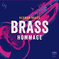 BRASS HOMMAGE [저먼 브라스: 브라스 오마주 - 관악 앙상블로 듣는 클래식 음악과 팝, 월드 뮤직]