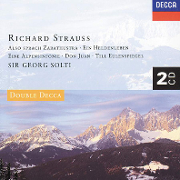 RICHARD STRAUSS CONCERT/ SOLTI [DOUBLE DECCA]