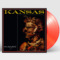 MASQUE [180G TRANSPARENT RED LP]