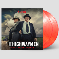 THE HIGHWAYMEN: MUSIC FROM THE NETFLIX FILM [하이웨이맨] [180G TRANSPARENT RED LP]