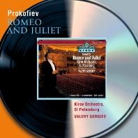 ROMEO AND JULIET/ VALERY GERGIEV [PHILIPS 50]