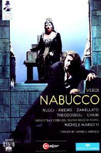 NABUCCO/ <!HS>MICHELE<!HE> MARIOTTI [TUTTO VERDI 3]