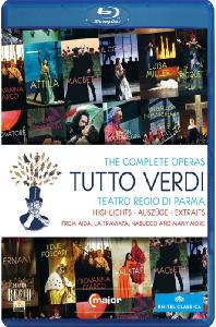 THE COMPLETE OPERAS [TUTTO <!HS>VERDI<!HE> HIGHLIGHTS] [베르디: 오페라 하일라이트]