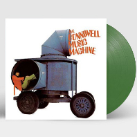 THE BONNIWELL MUSIC MACHINE [OLIVE GREEN LP] [한정반]