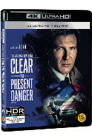 [기간한정할인] 긴급 명령 4K UHD+BD [CLEAR AND PRESENT DANGER]