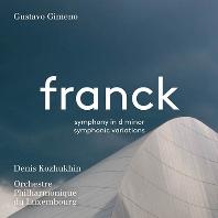 SYMPHONY IN D MINOR/ DENIS KOZHUKHIN, GUSTAVO GIMENO [SACD HYBRID] [프랑크: 교향곡 & 교향적 변주곡 - 구스타보 히메노]
