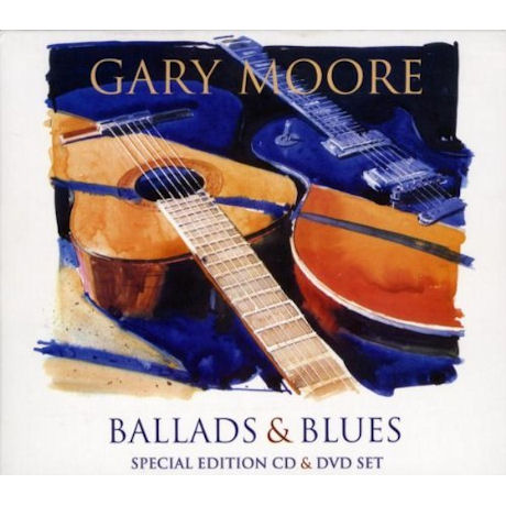 BALLADS & BLUES 1982-1994 [CD+DVD]