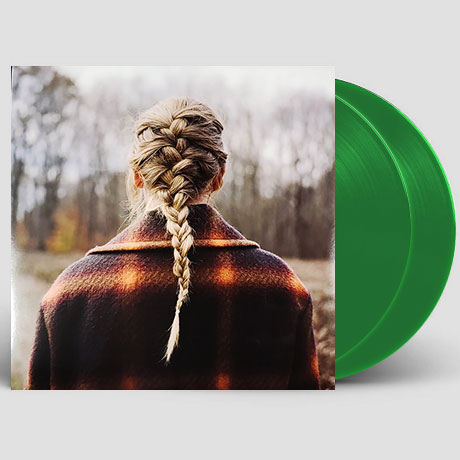 EVERMORE [DELUXE EDITION] [GREEN LP]