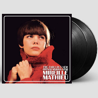 THE FABULOUS NEW FRENCH SINGING STAR [LP]