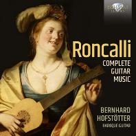 COMPLETE GUITAR MUSIC/ BERNHARD HOFSTOTTER [론칼리: 기타 음악 전곡 - 베른하르트 호프스퇴터]