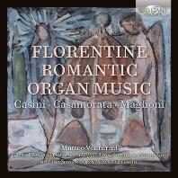 FLORENTINE ROMANTIC ORGAN MUSIC/ MATTEO VENTURINI [피렌체의 낭만파 오르간 음악 - 마테오 벤투리니]