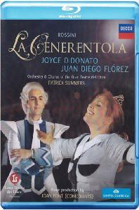 LA CENERENTOLA/ <!HS>PATRICK<!HE> SUMMERS [로시니: 신데렐라]