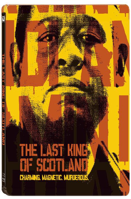 라스트 킹 [스틸북 한정판] [The Last King Of Scotland] 미개봉 새제품