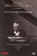 PIANO CONCERTO NO.5 EMPEROR/ <!HS>ARTURO<!HE> BENEDETTI <!HS>MICHELANGELI<!HE> [베토벤: 피아노 협주곡 5번 황제/ 미켈란젤리]