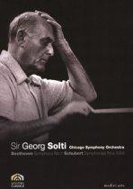 베토벤 & 슈베르트: 교향곡 1번,6번,8번 [BEETHOVEN & SCHUBERT: SYMPHONY NO.1,6,8/ <!HS>GEORG<!HE> SOLTI]