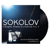 CHOPIN: PIANO CONCERTO NO.1/ WITOLD ROWICKI [LP] [그리고리 소콜로프: 쇼팽 피아노 협주곡 1번] [한정반]