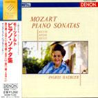 PIANO SONATAS K.310,K545,K.331/ INGRID HAEBLER