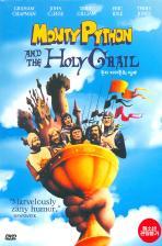 몬티 파이튼의 성배 [MONTY PYTHON AND THE HOLY GRAIL] [13년 11월 와이드미디어 균일가 6600원 프로모션]