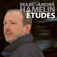 ETUDES [마르크-앙드레 아믈랭: 단조에 의한 12개의 연습곡]
