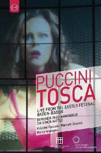 TOSCA/ SIMON RATTLE - LIVE FROM EASTER FESTIVAL BADEN BADEN [푸치니: 토스카 - 사이먼 래틀] [한글자막]