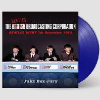 BROADCASTING CORPORATION: BEATLES NIGHT 7TH DECEMBER 1963 [180G ROYAL BLUE LP] [한정반]