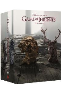 왕좌의 게임 시즌 1-7 박스세트 [GAME OF THRONES]
