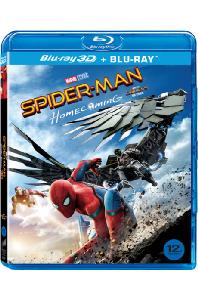 스파이더맨: 홈커밍 3D+2D [SPIDER-MAN: HOMECOMING]
