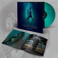 THE SHAPE OF WATER [셰이프 오브 워터: 사랑의 모양] [180G TURQUOISE LP] [한정반]