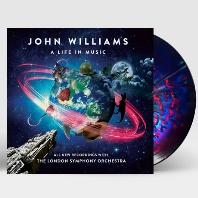 A LIFE IN MUSIC/ LONDON SYMPHONY ORCHESTRA [존 윌리엄스: 베스트 - 런던 심포니 오케스트라] [180G GALACTIC SPLATTERED LP] [한정반]
