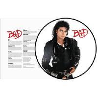 BAD [픽쳐 디스크 & HD 오디오 마스터링] [한정반] [LP]
