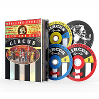 ROCK AND ROLL CIRCUS [2CD+DVD+BD] [LIMITED DELUXE]