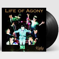 [소진후블랙반] [골드 컬러반] 라이프 오브 에고니 (Life Of Agony) - Ugly / LP 보호비닐 및 인증 스티커 부착 상품