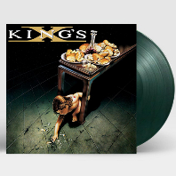 KING`S X [180G MOSS GREEN LP]