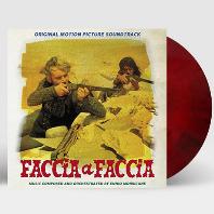 FACCIA A FACCIA [장고 피의 향연 - 페이스 투 페이스] [한정반] [YELLOW/ RED/ BLACK MIXED] [180G LP]