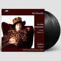 VIOLIN CONCERTOS/ IDA HAENDEL [드보르작 & 슈만: 바이올린 협주곡 - 이다 헨델] [180G LP]