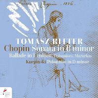 쇼팽: 네 곡의 마주르카 op.33, 피아노 소나타 B단조 op.58, 폴로네즈, 발라드, 에튀드 외