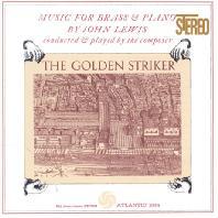 THE GOLDEN STRIKER [WARNER ATLANTIC BEST COLLECTION 1000]
