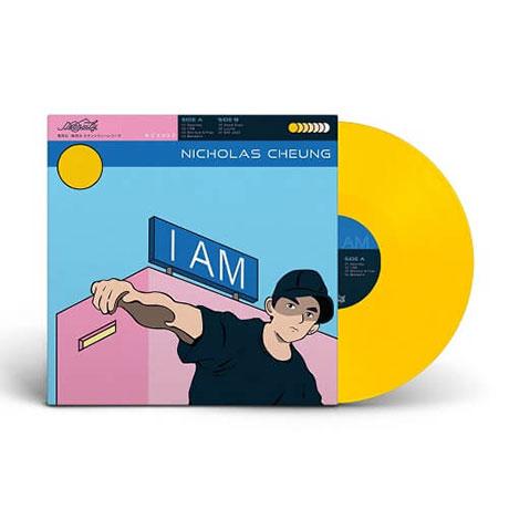 I AM [YELLOW LP] [한정반]
