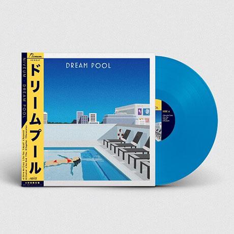 DREAM POOL [CLEAR BLUE LP] [한정반]