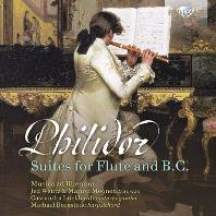 SUITES FOR FLUTE AND B.C/ MUSICA AD RHENUM [필리도르: 플루트와 바소 콘티누오를 위한 모음곡 - 무시카 아드 레눔]