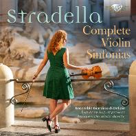 COMPLETE VIOLIN SINFONIAS/ ENSEMBLE GIARDINO DI DELIZIE [스트라델라: 바이올린 신포니아 전곡]