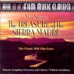 THE TREASURE OF THE SIERRA MADRE/ WILLIAM STROMBERG [영화음악클래식: 시에라 마드레의 보물 ]